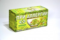 PHYTOTEA №15 For allergies