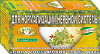 PHYTOTEA №12 For the normalization of the nervous system