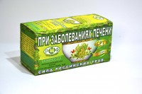 PHYTOTEA №24 For liver diseases